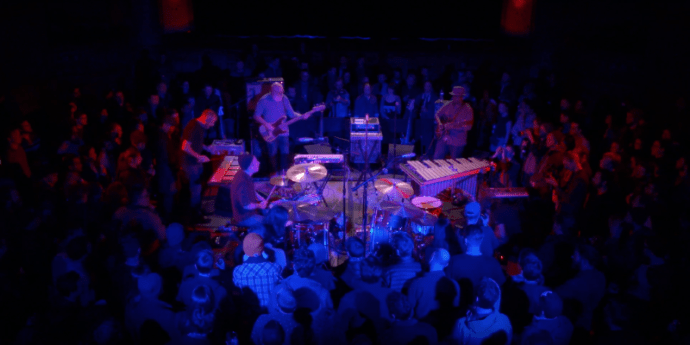 """Tortoise Kick Off North American Tour in Minneapolis, share new Live Video For """"Shake Hands With Danger"""""""