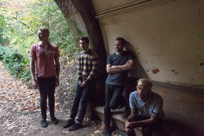 "Greys release new video for ""Blown Out"". The track comes off the band' forthcom"