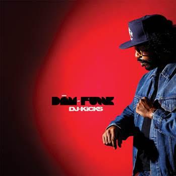 Dam Funk announces new release 'DâM-FunK DJ KICKS', out May 27TH.