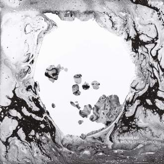 'A Moon Shaped Pool' by Radiohead. album review by Gregory Adams.