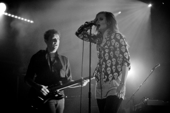 """The Kills have released their performance of """"Doing It To Death"""" from The Tonight Show."""