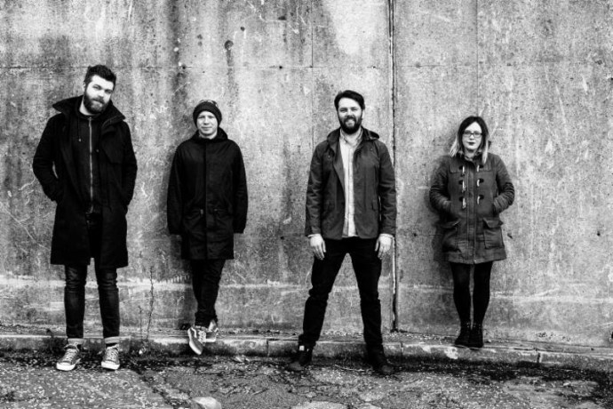 """Minor Victories Stream """"Breaking My Light"""", the song is off their self-titled album out June 3 on Fat Possum"""