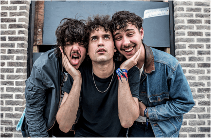 The Parrots have announced details of the release of their debut album, Los Niños Sin Miedo