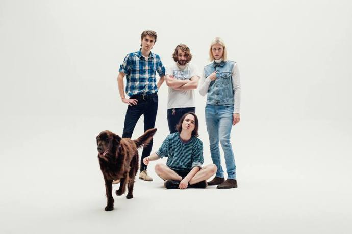 """Mozes and the Firstborn premiere video for """"Crawl,"""" taken from their upcoming album 'Great Pile of Nothing'"""