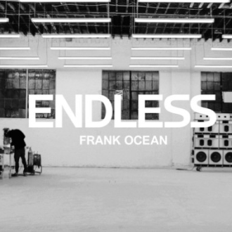 'Endless' by Frank Ocean, album review by Gregory Adams.