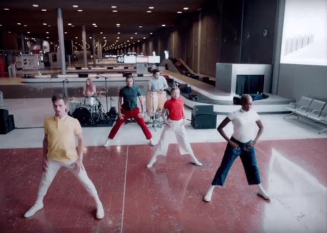 """METRONOMY Share Video for """"16 Beat"""", the track is off their current release 'Summer 08'."""