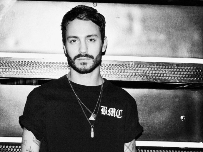 Brodinski Announces North American Tour, and drops Mixed 'Sour Patch Kid' Mixed Tape.