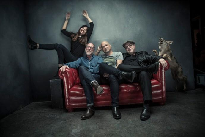 "Pixies release video for ""Um Chagga Lagga"""