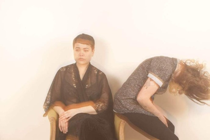 """Chasms release new video for """"Beyond Flesh"""", new album 'On The Legs Of Love Purified' out now through felte"""