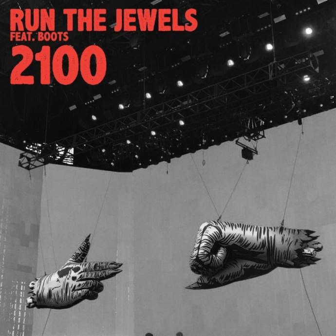 "Run The Jewels release new song ""2100"" ft: BOOTS."