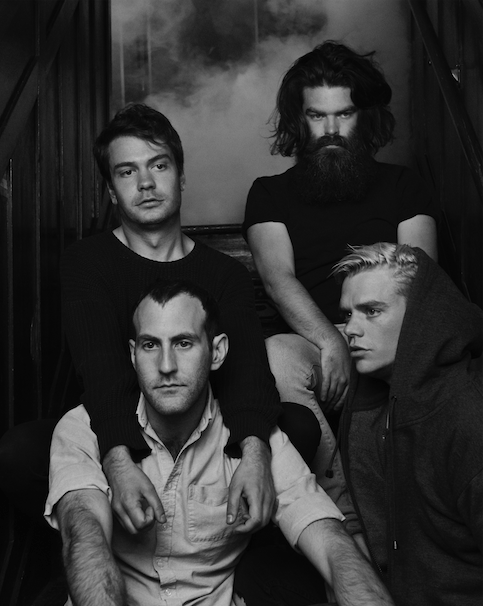 Preoccupations announce world tour
