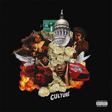 'Culture' by Migos, album review by Matthew Wardell. The full-length is now out via 300 Entertainment.