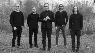 """The National release new video for """"Dark Side Of The Gym"""""""