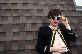 "Ezra Furman shares ""Love You So Bad"""