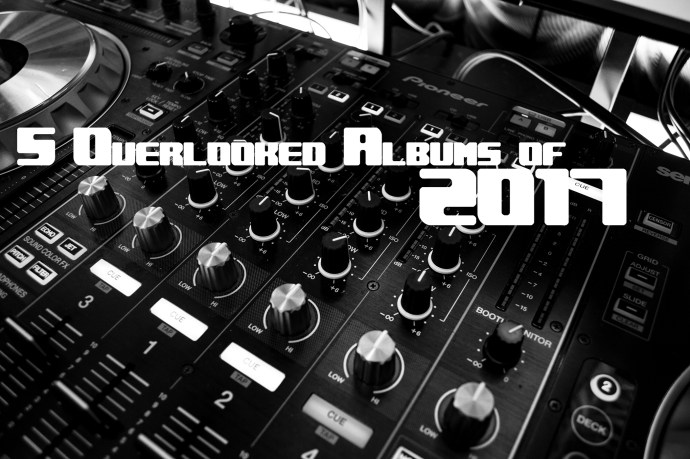 '5 Overlooked Albums of 2017'