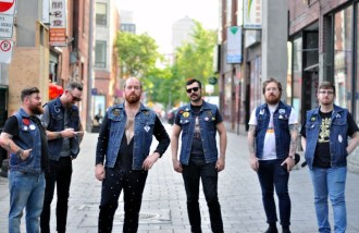 """Sam Coffey & The Iron Lungs release music video for song """"Tough"""""""