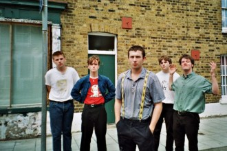 """UK band Shame release new video for """"Lampoon"""""""