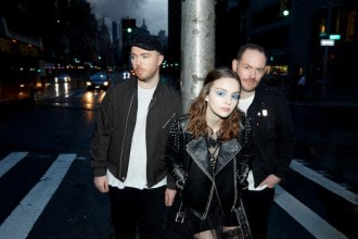 "CHVRCHES announce new LP 'Love is Dead', share new single ""My Enemy"""