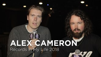Alex Cameron and Roy Molloy guest on 'Records In My Life'