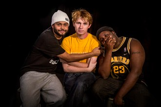 Injury Reserve @ Fortune Sound Club: Show Review