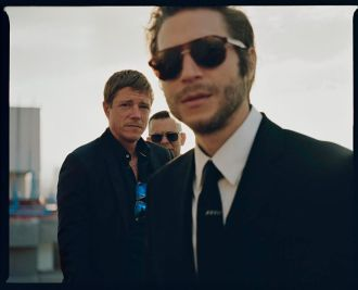 "Interpol debut video for ""The Rover"" off their upcoming release 'Marauder.' The full-length comes out on August 24th via Matador Records."