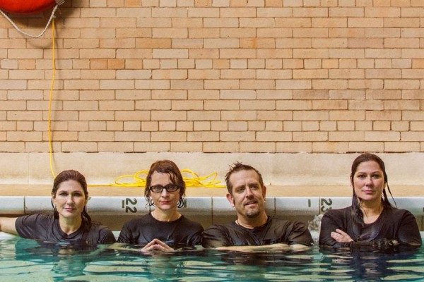 """The Breeders Debut video for """"Nervous Mary"""""""