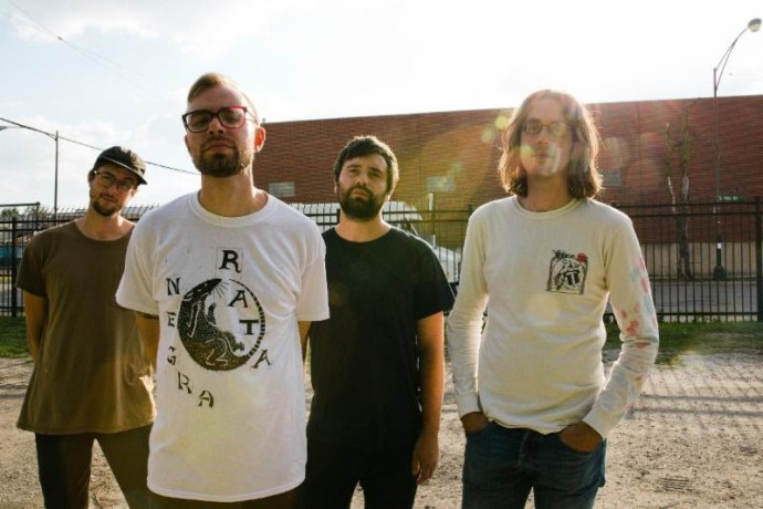 "Cloud Nothings share new single ""Leave Him Now"", the track is off their LP 'Last Building Burning.'"