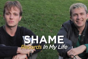 Shame guest on 'Records In My Life'