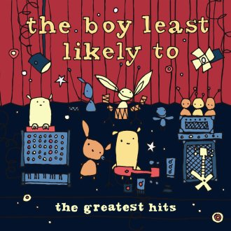 The Boy Least Likely To 'The Greatest Hits' album review by Adam Williams. The full-length is now available via Young And Stupid