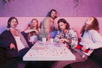 """""""No Night Lasts Forever"""" the new single by Ten Fé, is Northern Transmissions' 'Song of the Day.'"""