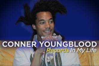 Connor Youngblood guests on 'Records In My Life.' The singer/songwriter talked about some of his favourite Records by The Cocteau Twins, Feist, and more