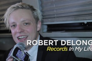 Robert Delong guests on 'Records In My Life'