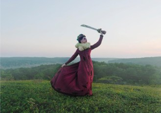 """Drowning In Sound"" by Amanda Palmer is Northern Transmissions' 'Song of the Day.'"
