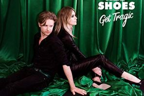 'Get Tragic' Blood Red Shoes