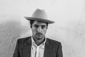 """Trailer Park"" by Matthew Logan Vasquez is Northern Transmissions' 'Song of the Day,' the song is of his forthcoming release 'LIGHT'N UP.'"