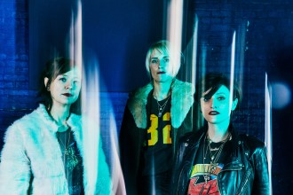 Ex Hex have shared details of their new album 'It's Real,' the full-length will drop on March 22nd via Merge Records.