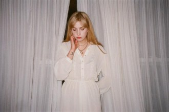 """Ellis signs to Fat Possum/Royal Mountain. The labels will re-release her EP 'Fuzz', along with the news Ellis has rekeased a video for """"All This Time"""""""