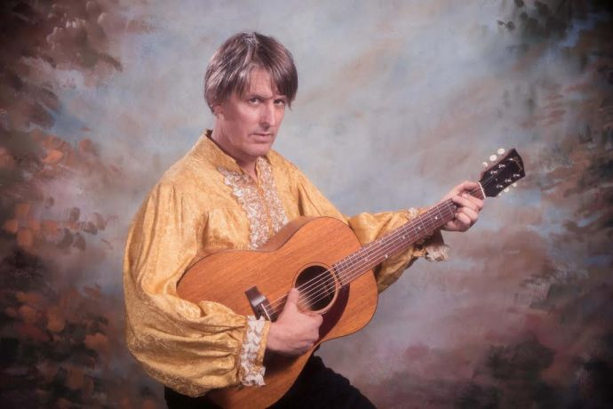 """Stephen Malkmus will release long-lost album Groove Denied on March 15th. Today he has released the video, for the trippy """"Rushing The Acid Frat."""""""