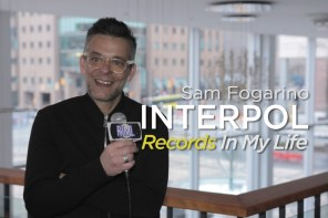 interpol guest on 'Records In My Life'
