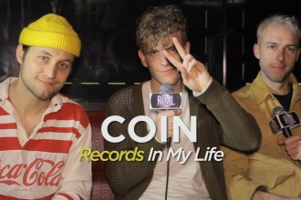 Coin guest on 'Records In My Life'