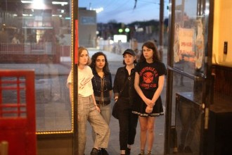 """Brooklyn band Human People has released a new video for """"Jenny."""" The clip was directed by the band's own Marisa Gershenhorn"""