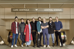 Broken Social Scene are back with another EP, entitled Let's Try The After - Vol 2, the album will be available April 12th, via Arts & Crafts