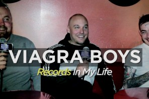 Viagra Boys guest on 'Records In My Life'