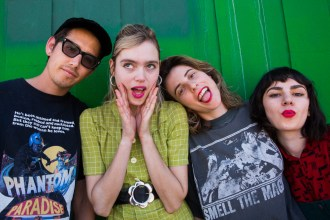 "The Paranoyds ""Hungry Sam"" is Northern Transmissions' 'Video of the Day.'"