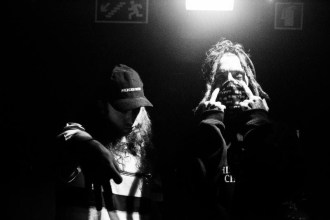 "$uicideboy$ have debuted their new Single ""Aliens Are Ghosts."""