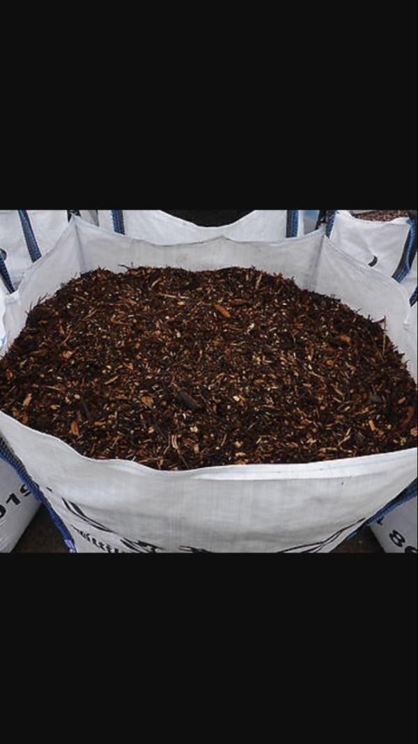 Garden Mulch - Cubic Metre Bulk Bags