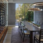 The Perfect Home For Wine Lovers Has Taps Refrigeration
