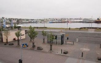 Harfnarfjordor harbour