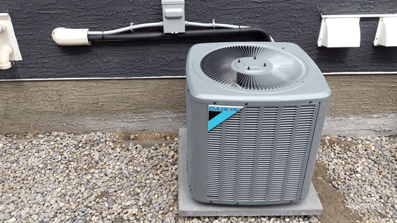 Grey air conditioning unit, a/c grey unit