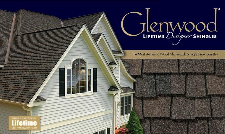 GAF Glenwood Roofing Shingles